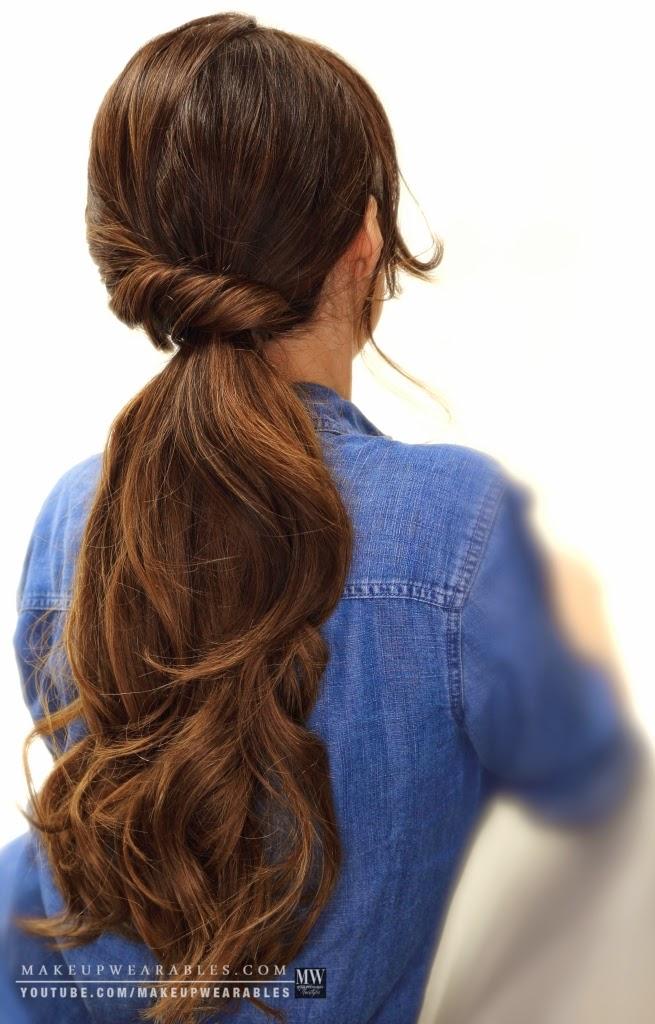 coiffure rapide et belle 5 id es de coiffures rapides et belles coiffure simple et facile. Black Bedroom Furniture Sets. Home Design Ideas