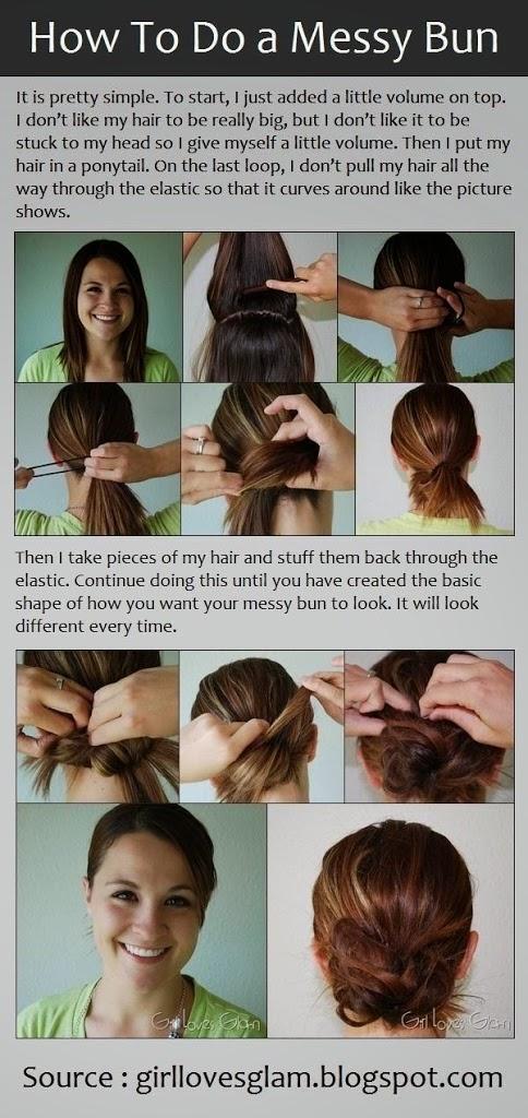 Comment se coiffer bien et rapidement