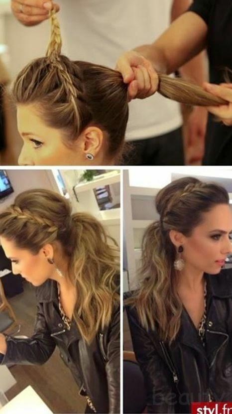 Des idées de coiffures simples et rapides pour tous les jours