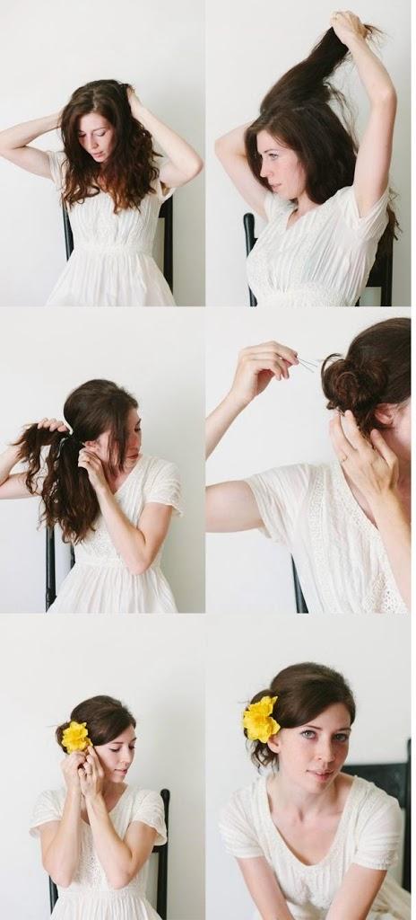 coiffures belles et faciles faire coiffure simple et. Black Bedroom Furniture Sets. Home Design Ideas