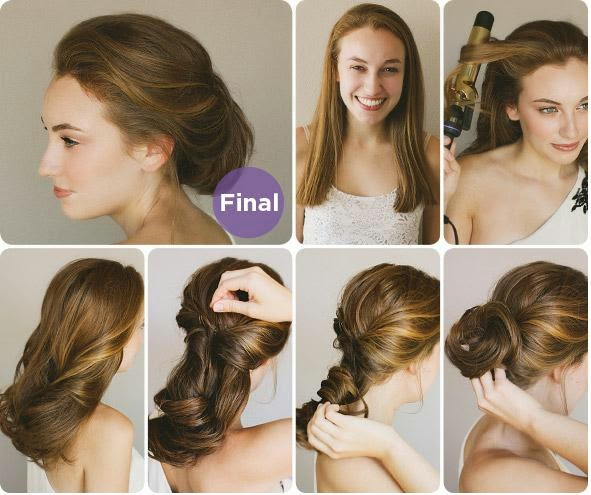 Les meilleures coiffures mariées en 2014