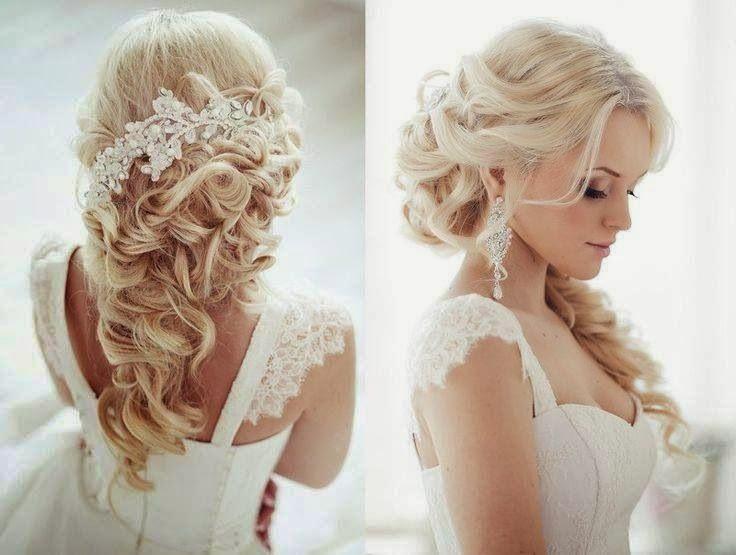 Top 10 meilleures coiffures mariée pour l'année 2014