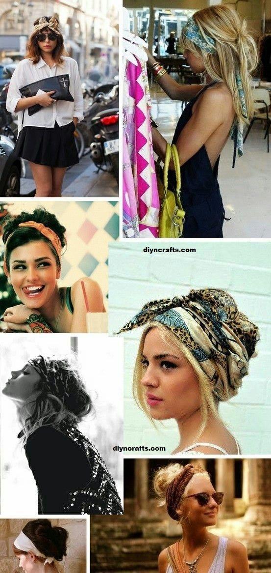 coiffure,foulard,3