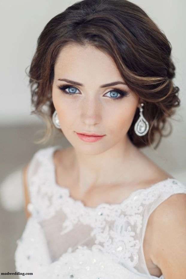 30 Coiffures De Mariage Pour Les Mari Es 2015 Inspirez Vous Coiffure Simple Et Facile
