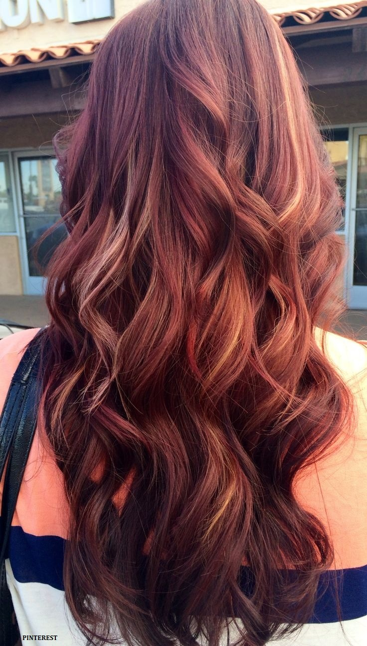 Idee couleur meches cheveux
