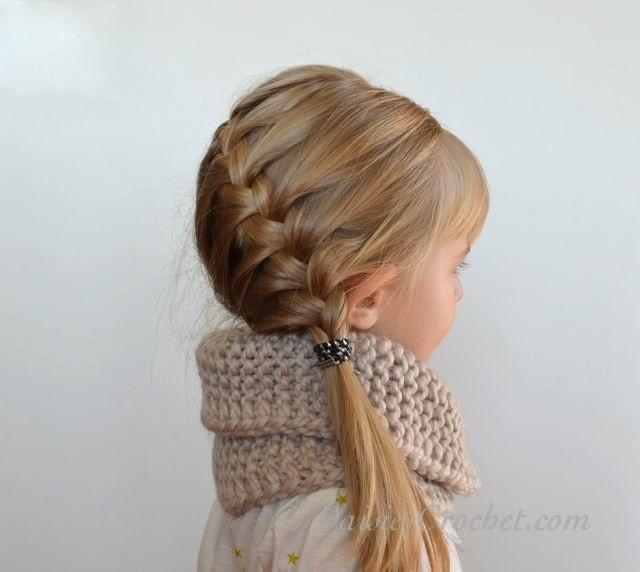 modele coiffure fille