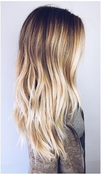 coup blond and balayage on pinterest. Black Bedroom Furniture Sets. Home Design Ideas