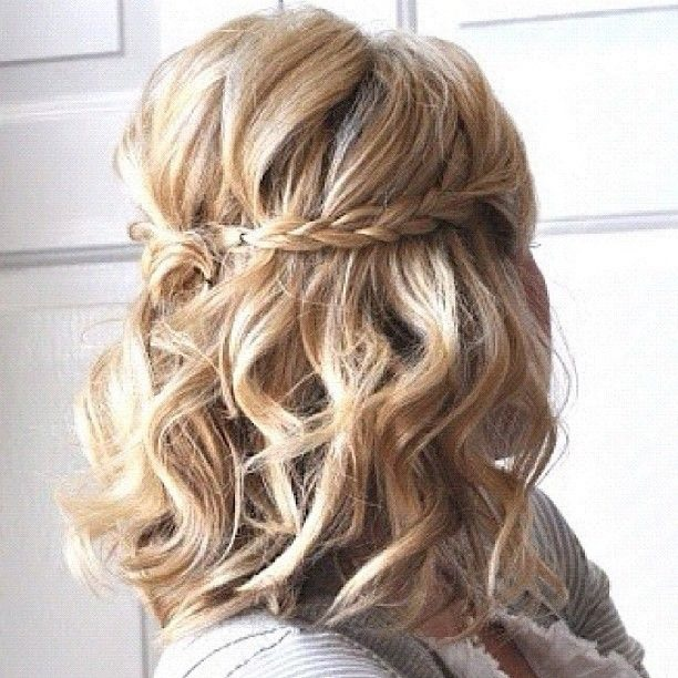 tresses 39 - Coiffure Mariage Cheveux Mi Long Lachs