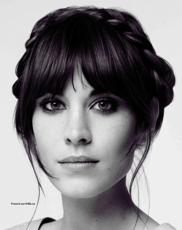 30 styles magnifiques de coiffures avec frange la preuve en photos coiffure simple et facile for Comcoiffures avec frange