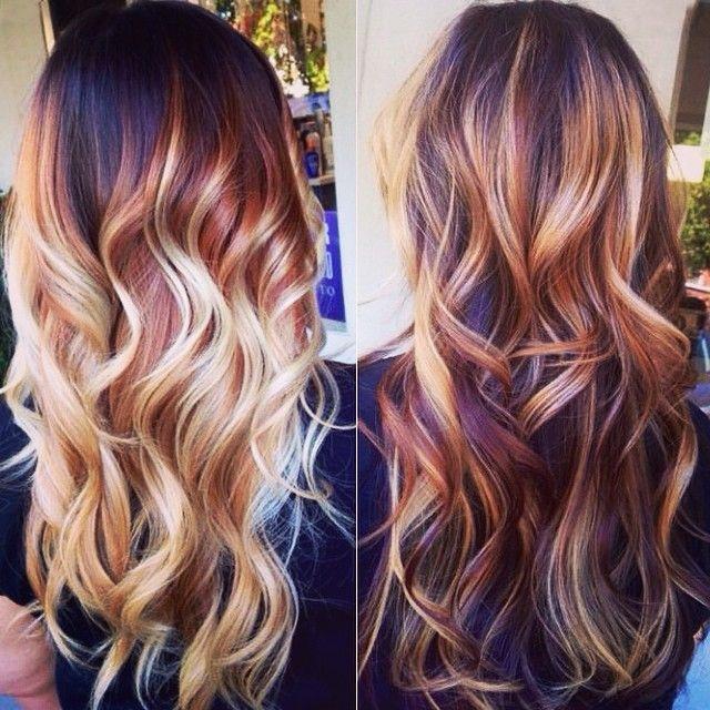 Vous devez essayer une de ces couleur cet t coiffure simple et facile - Couleur tendance 2015 ...