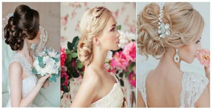 Chignon mariage simple id e coiffure mariage en photos inspir es par le look des vedettes sur - Chignon mariage simple ...