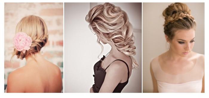 20 coiffures magnifiques pour demoiselle d honneur - Coiffure mariage fille d honneur ...