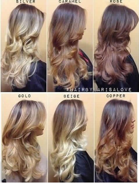 le top 15 plus magnifiques couleurs cheveux que vous pouvez essayer