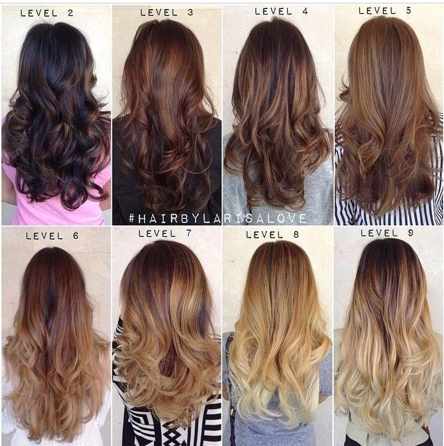 Top 10 Couleurs Cheveux Tendances Pour Cet T  Coiffure Simple Et Facile