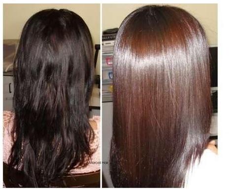 Le lissage br silien tes vous pour ou contre regardez for Salon de coiffure pour lissage bresilien