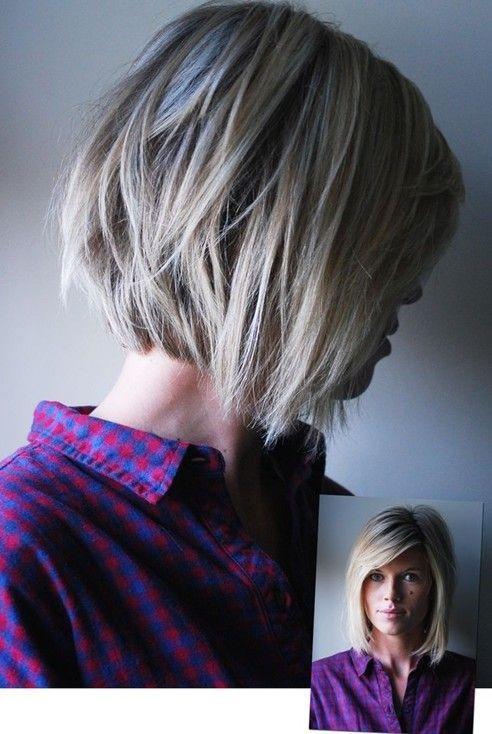 Coupe de cheveux court sur pinterest