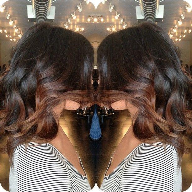 20 colorations ombr hair chic et tendance coiffure simple et facile - Ombre et hair ...