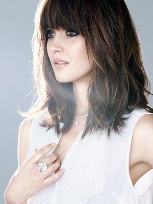 coupe de cheveux tendance 2015 femme