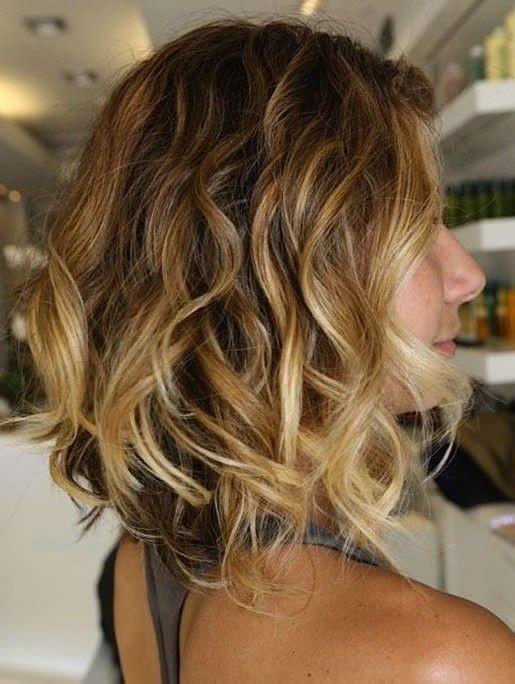 20 Ombr 233 Hair Pour Cheveux Mi Longs Coiffure Simple Et