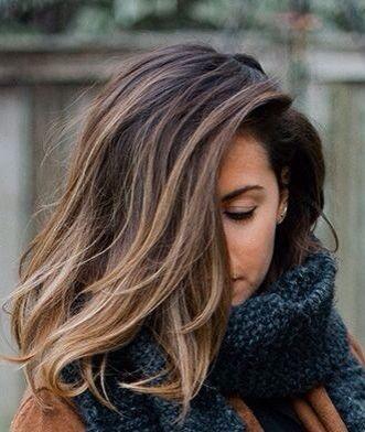 20 ombr hair pour cheveux mi longs coiffure simple et facile. Black Bedroom Furniture Sets. Home Design Ideas