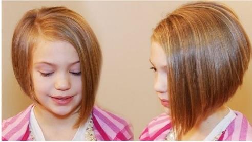 Photos de coupe de cheveux pour jeune fille