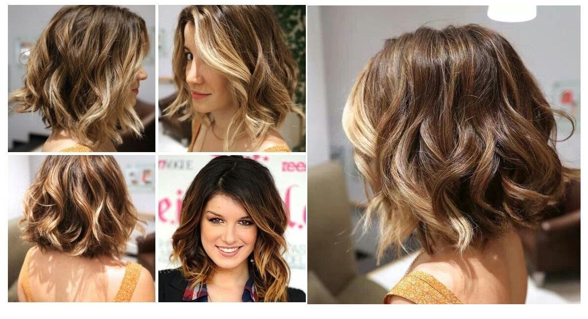 Extraordinaire 30 Ombré Hair Sur Cheveux Courts Tendance 2015   Coiffure simple  NN79