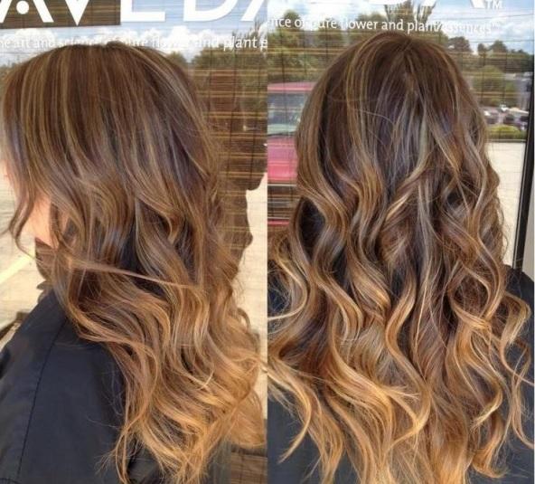 10 ombre hair chic tendance automne hiver 2015 coiffure simple et facile. Black Bedroom Furniture Sets. Home Design Ideas
