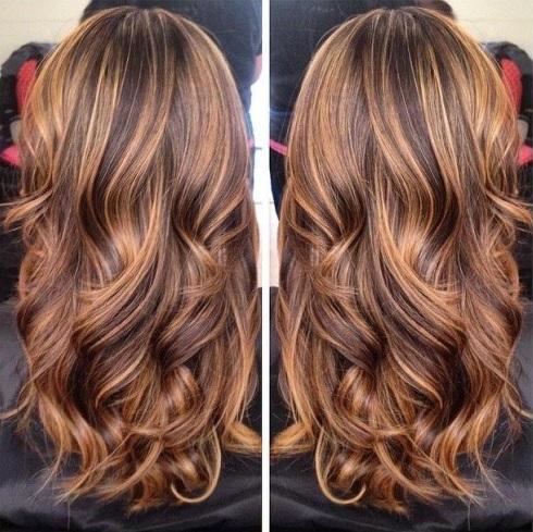 10 ombre hair chic tendance automne hiver 2015 coiffure simple et facile - Ombre et hair ...