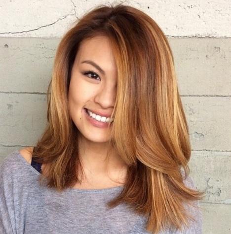 Coupe de cheveux asiatique