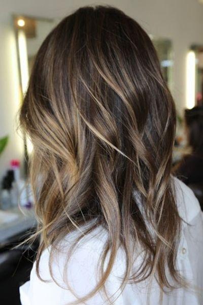 Top 25 Modèles Balayage Cheveux Les Plus Tendance | Coiffure ...