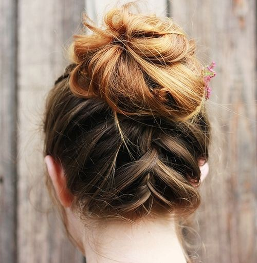 Coiffure Simple Et Facile
