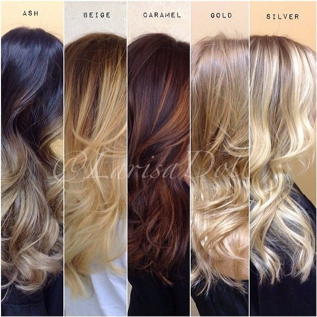 Top 25 Modles Balayage Cheveux Les Plus Tendance  Coiffure Simple Et Facile