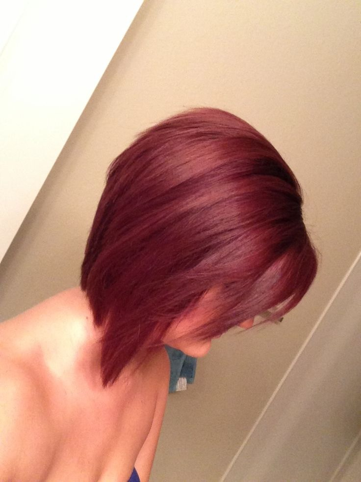 Couleur de cheveux rouge 6 66