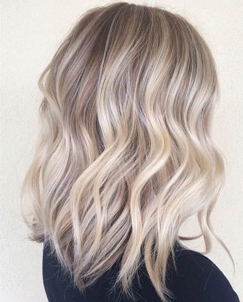 Cheveux long insta