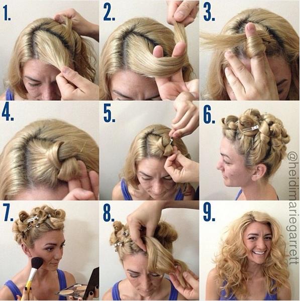 Les éléphants bouclent les cheveux