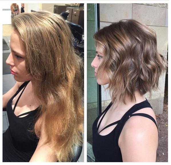 Couleur de cheveux 8 11