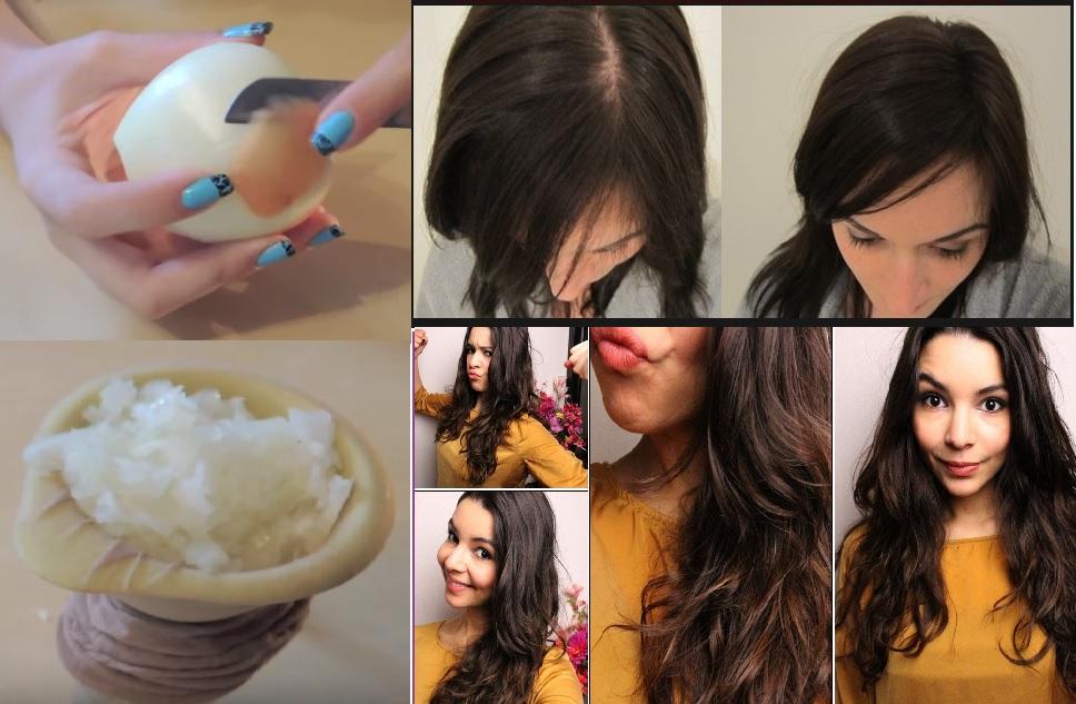 Voici la recette miracle 100 naturelle et economique pour faire pousser vos cheveux plus vite - Faire pousser des oignons ...