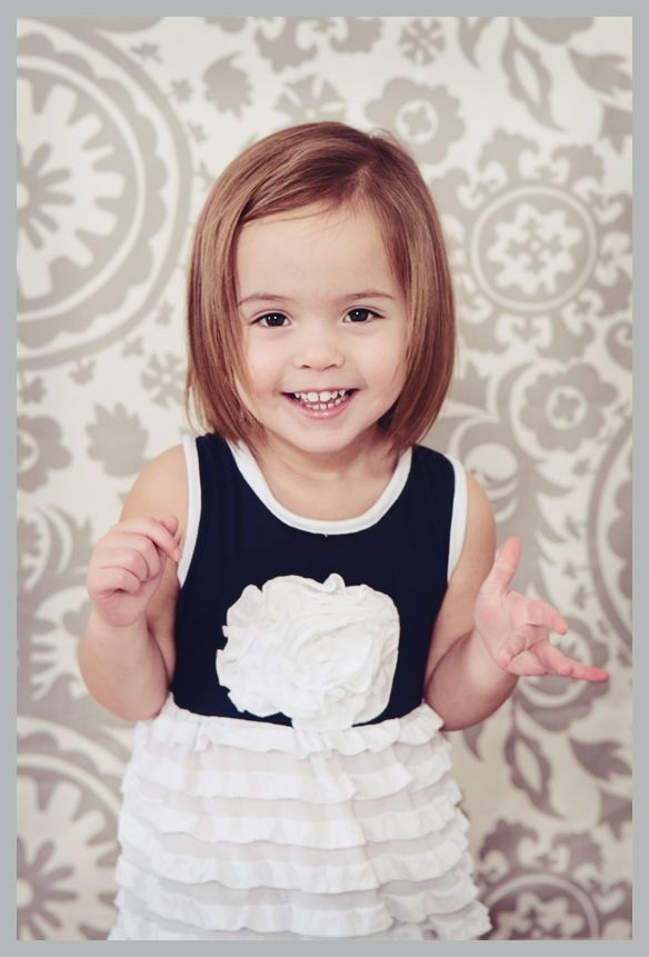 Coupe Fille 4 Ans
