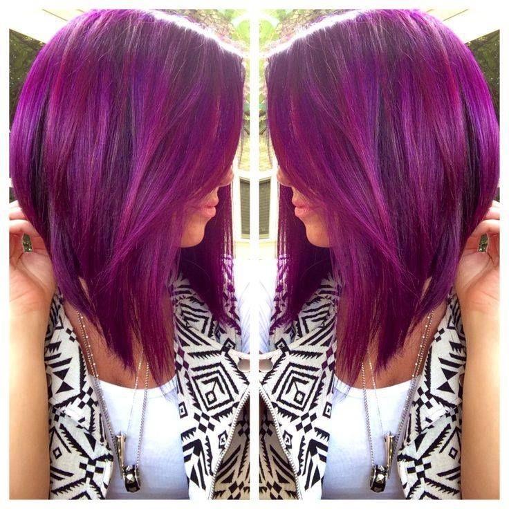 Coupe carr e les meilleures id es de coloration m ches ombr 20 mod les inspirants - Ombre hair carre plongeant ...