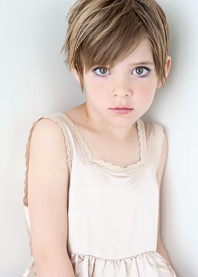 Envie De Couper Les Cheveux De Votre Petite Fille