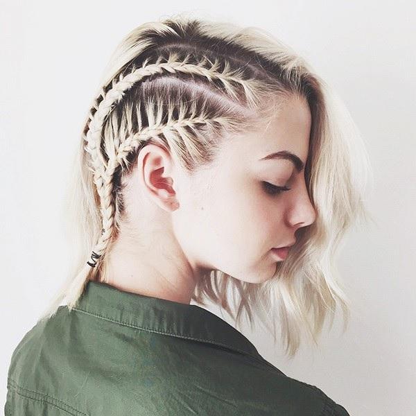 Decouvrez Les Meilleures Coiffures Soiree Pour Cheveux Courts