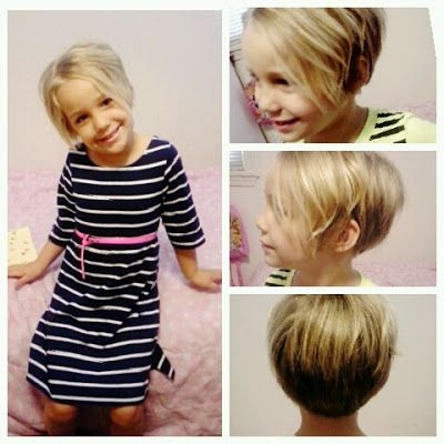 coupe petite fille 2015