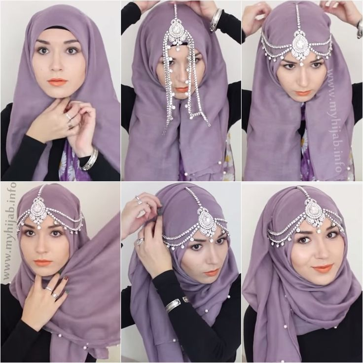 Hijab Moderne Le Top 10 Tutoriels Hijab Pour Vos Soir Es Que Chaque Femme Voil E Doit Savoir