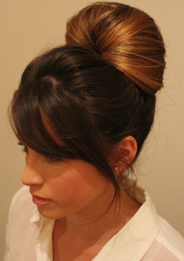 Easy-Hair-Updo