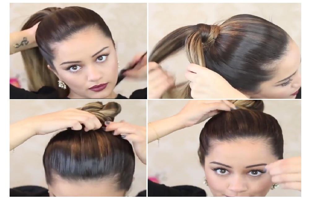 Coiffures Simples Et Rapides Sur Cheveux Gras Vos Cheveux Gras Ne