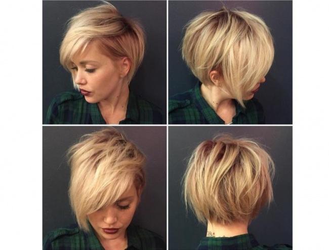 Coupe de cheveux femme mi long fashion