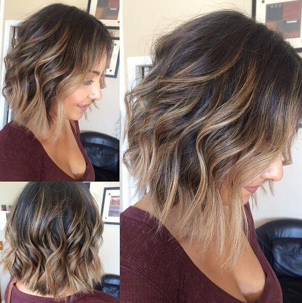 Découvrez en photos 30 modèles de cheveux mi,long très modernes. Sur notre  site nous mettons à votre disposition toutes les dernières tendances  coiffures