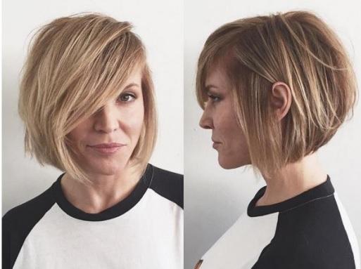 Coupes cheveux mi longs tendance 2016 la coupe carr e est le choix n 1 coiffure simple et facile - Coupe mi long 2016 ...