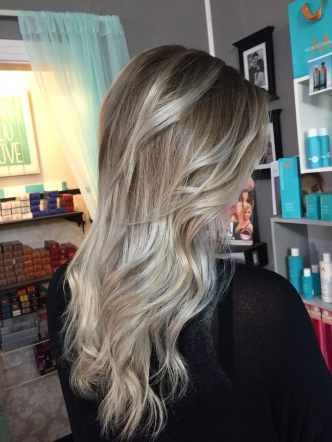 Couleur coiffure simple et facile part 38 - Couleur ombre hair ...