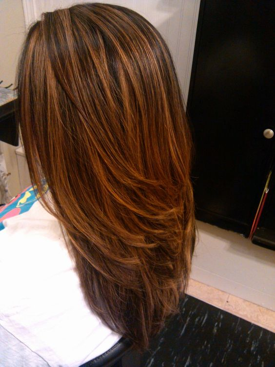 balayage caramel les mod les les plus fashion coiffure simple et facile. Black Bedroom Furniture Sets. Home Design Ideas